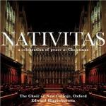 Nativitas - New College Choir. Festive fabulousness