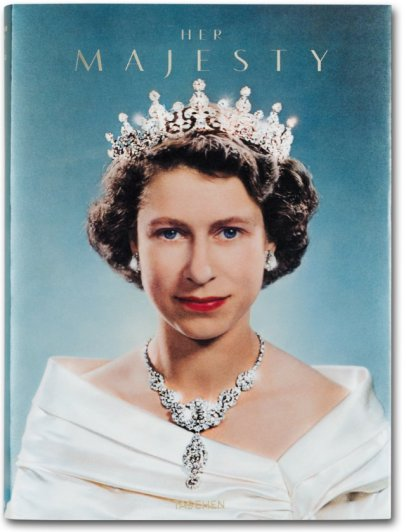 This stunning pictorial history of the Queen has £10 off