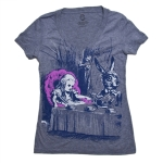 New designs in our wildly popular Literary T shirts have arrived - including Alice