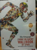 The Wallbook of Sport - also available are Wallbooks of Hisory and the Natural World