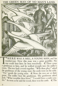 One of Miller Parker's engravings